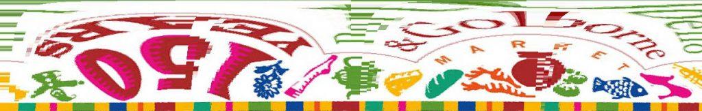 Pixel Stick image of Portobello 150 years